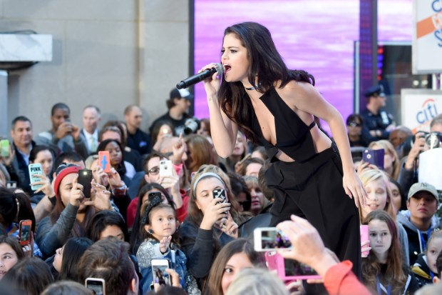 selena gomez today show 2015 revival