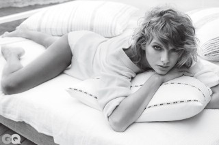 "Taylor Swift Clears Up That ""Bad Blood"" Katy Perry Drama In 'GQ': View The Photos"