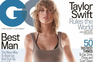 Taylor Swift Finds Her Sex Appeal On The Cover Of 'GQ' Magazine