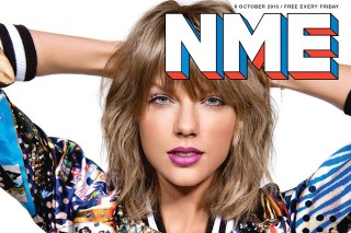 Taylor Swift Covers 'NME,' Talks Pseudo-Feud With Nicki Minaj: View Photos