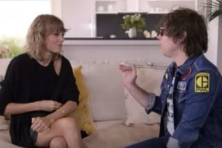 Watch Taylor Swift Get Interviewed By Ryan Adams
