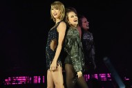 """Taylor Swift And Tove Lo Sing """"Talking Body"""" In Atlanta: Watch"""