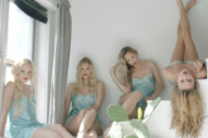 """The Knocks' """"I Wish (My Taylor Swift)"""" Video Is Filled With Taylor Swift Lookalikes: Watch"""