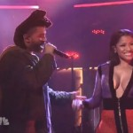 The Weeknd on 'SNL'