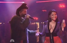 Watch The Weeknd & Nicki Minaj Do