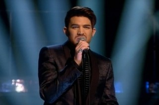 """Adam Lambert Performs """"Another Lonely Night"""" On 'Strictly Come Dancing': Watch"""