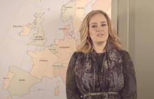 Adele Announces 36 European Tour Dates For 2016