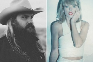 Chris Stapleton Tops Album Chart, Taylor Swift's '1989' Drops Out Of Top 10 After 54 Weeks