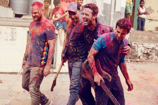Coldplay 2015 A Head Full Of Dreams