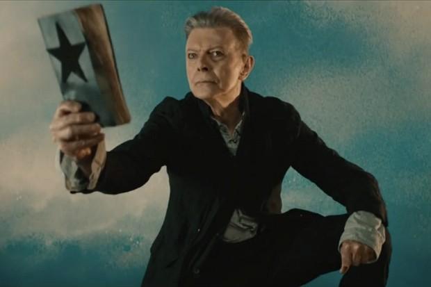 David Bowie Blackstar music video