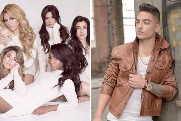 Fifth Harmony Maluma Latin Grammys