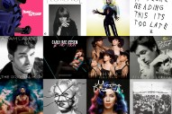 Best Music 2015 Readers' Poll: Vote For The Year's Top Albums (Part 1) — January Through June Releases