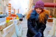 "Janet Devlin's ""Happy Holidays"": Watch A Super Cute Video For The 'December Daze' Song"