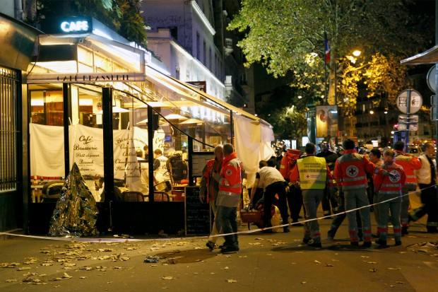 Paris France November 13 2015 terrorist attacks