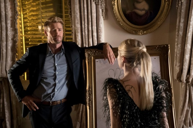 Scream Queens Thanksgiving Emma Roberts Chad Michael Murray