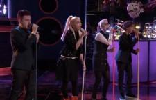 'The Voice': Watch Gwen Stefani & Adam Levine Perform