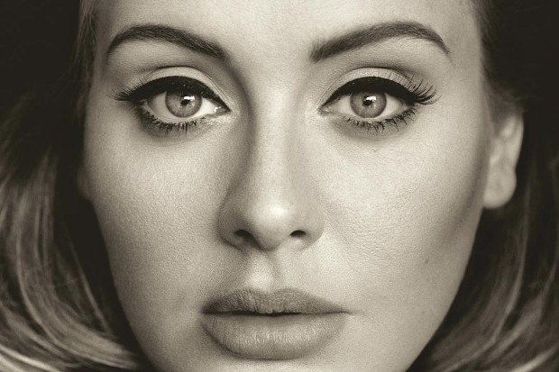 adele 25 album cover artwork