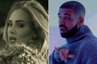 "Adele Wants To Remix Drake's ""Hotline Bling,"" And That's Not Such An Outlandish Idea"