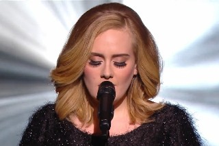 "Watch Adele Perform '25' Track ""Water Under The Bridge"""