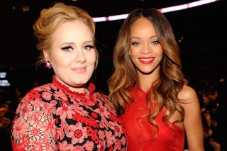 "Adele & Rihanna ""Can't Rely On Themselves,"" According To Keith Richards"