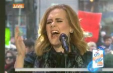 Watch Adele Belt Out