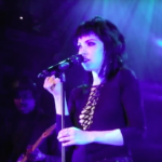 """Carly Performs """"All That"""" With Dev Hynes In NYC"""