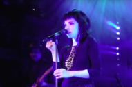 "Carly Rae Jepsen Performs ""All That"" With Dev Hynes In NYC: Watch"