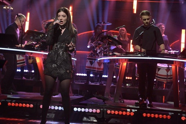 lorde disclosure snl saturday night live