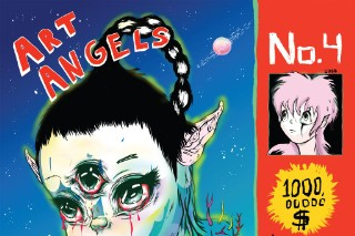 Silent Shout: Grimes' 'Art Angels' Is The Strongest Argument In Favor Of The Pop Singularity