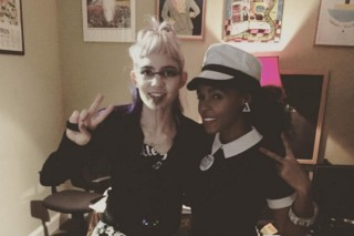 "Watch Grimes & Janelle Monaé Perform ""Venus Fly"" In Atlanta"