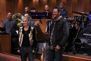 Gwen Stefani And Blake Shelton Wrote A Country Song Together: Morning Mix