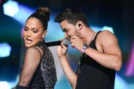 Jennifer Lopez, Pitbull And Prince Royce Perform iHeartRadio Fiesta Latina: Watch