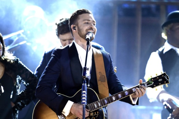 justin timberlake 2013 American Music Awards performs