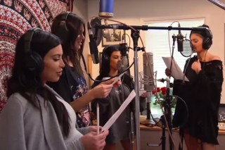 The Kardashians Celebrate Kris Jenner's 60th With A Song, Katy Perry And Kanye West Appear In The Video