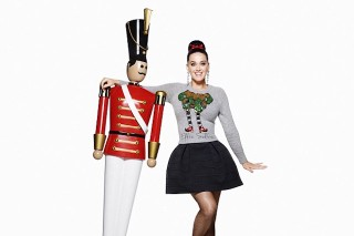 Katy Perry's H&M Holiday 2015 Campaign Is Here: See The Festive Photos