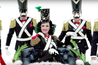 "Katy Perry's H&M Commercial Features New ""Everyday Is A Holiday"" Song: Watch"