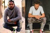 "Kendrick Lamar And J. Cole Rapped On Each Other's Beats For ""Black Friday"""