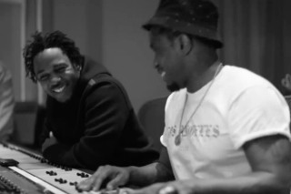 Diddy Hits The Studio With Kendrick Lamar, Kanye West & More In 'MMM' Trailer