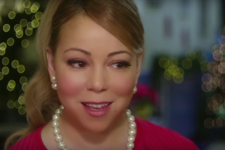 Watch Queen Bee Mariah Carey Face Her Rival In New 'A Christmas Melody' Movie Preview