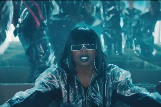 "Missy Elliott Returns With ""WTF (Where They From)"" Video Featuring Pharrell: Watch"