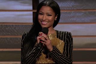 "Nicki Minaj Confidently Recites Maya Angelou's ""Still I Rise"" Poem: Watch"
