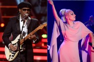 "Lady Gaga Worked With Nile Rodgers On ""A Forthcoming Album"""