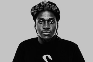 Kanye West, A$AP Rocky, Hudson Mohawke, Timbaland Feature On Pusha T's 'King Push'