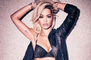 Pasties, Lingerie & Sexy Snaps: 10 Reasons To Be Thankful For Rita Ora