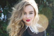 """Sabrina Carpenter Yearns For """"Christmas The Whole Year Round"""""""