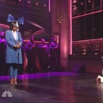 Sia on 'SNL'