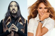 Celine Dion Freestyling A Steve Aoki Remix Is The Best Thing You'll See Online Today
