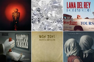 The 15 Worst Album Covers Of 2015