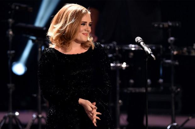 Adele 2015 Menschen Bilder Emotionen RTL Jahresrueckblick