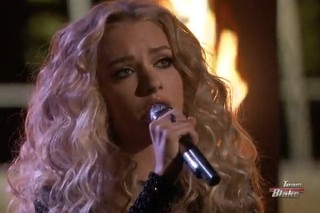 "'The Voice' Live Finale: Emily Ann Roberts Stands Out With Cover Of Cam's ""Burning House"""